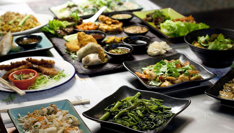 east asian restaurant
